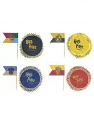Set van 100 Harry Potter™ cupcake decoraties