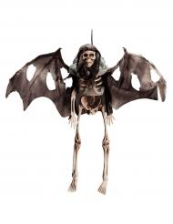 Vliegend skelet ophang decoratie