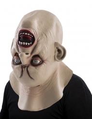 Omgekeerde monster kop masker voor volwassenen