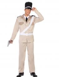 Zuidelijk politie agent kostuum voor volwassenen