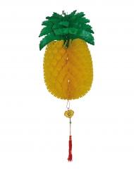 Papieren ananas decoratie