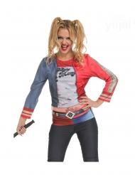 Evil joker t-shirt voor vrouwen