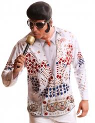 Sixties koning t-shirt voor volwassenen