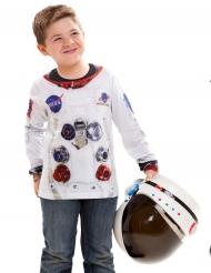 Astronaut t-shirt voor jongens
