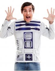 Star Wars™ R2D2 t-shirt voor volwassenen