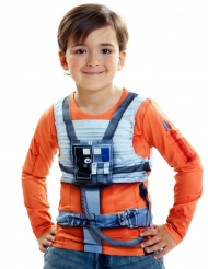 Luke Skywalker Star Wars™ t-shirt voor kinderen