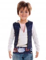 Star Wars™ Han Solo t-shirt voor kinderen