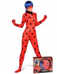 Ladybug Miraculous™ kostuum voor volwassenen