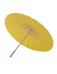 Gele parasol