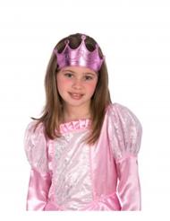 Roze prinsessen kroon voor meisjes