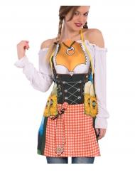 Beierse schort voor vrouwen