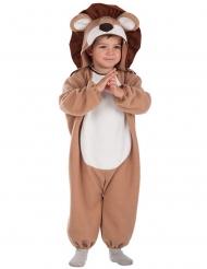 Leeuwen onesie voor baby