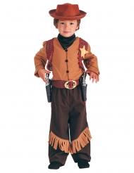 Western cowboy kostuum voor jongens