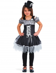 Dia de los Muertos heksen kostuum voor meisjes