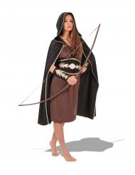 Jager strijder kostuum voor vrouwen