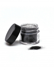 Zwart Mehron™ glitter poeder