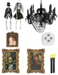 Spookhuis Halloween decoratie pack