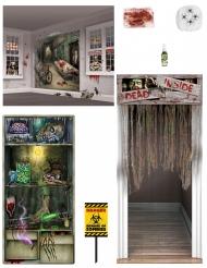 Premium zombie set voor Halloween