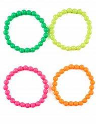 Set van 4 armbanden voor volwassenen