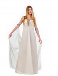 Witte prinsessen outfit voor vrouwen