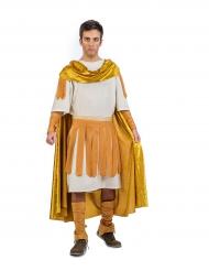 Goudkleurig Romeinse keizer kostuum voor mannen