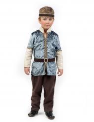 Middeleeuwse prins kostuum voor jongens