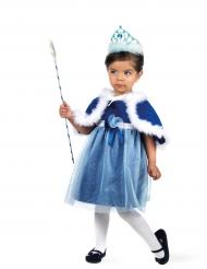 Blauw feeën kostuum voor meisjes