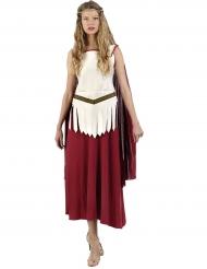 Vechtlustige Romeinse gladiator outfit voor vrouwen