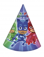 6 PJmasks feesthoeden
