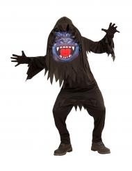 Gorilla kostuum met grote kop voor tieners