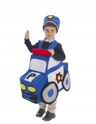 Politiewagen kostuum voor kinderen