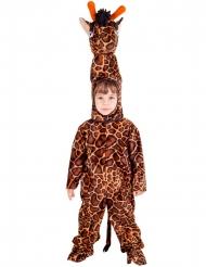 Veelkleurig giraffe kostuum voor kinderen