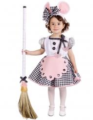 Kleine muis kostuum voor meisjes