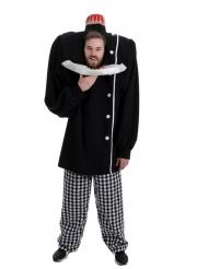 Onthoofde man kostuum voor volwassenen