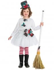 Kerst pop kostuum voor meisjes