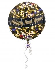 Aluminium Happy New Year ballon