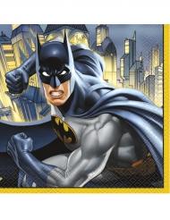 16 papieren servetten Batman™