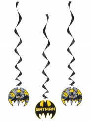 3 spiraal decoraties Batman™