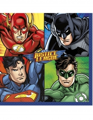 16 Justice League™ servetten
