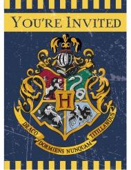 8 Harry Potter™ uitnodigingen
