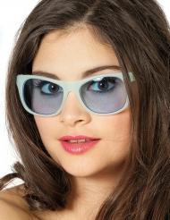 Fosforescerende witte bril voor volwassenen