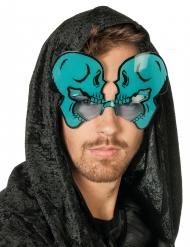 Fosforescerende skelet bril voor volwassenen