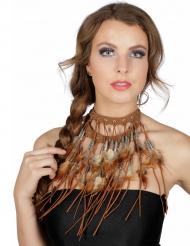 Indiaan halsband voor vrouwen