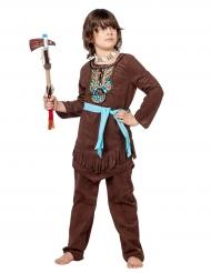 Kleurrijk indianen kostuum voor jongens