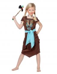 Kleurrijk indiaan kostuum voor meisjes