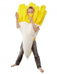 Frietzak kostuum voor kinderen