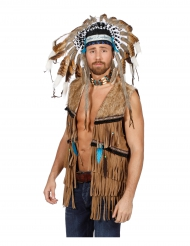 Indianen gilet voor mannen