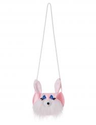 Roze vossen tas voor dames
