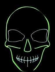 Neon skelet masker
