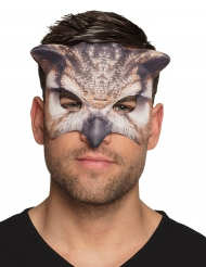 Uil masker voor volwassenen